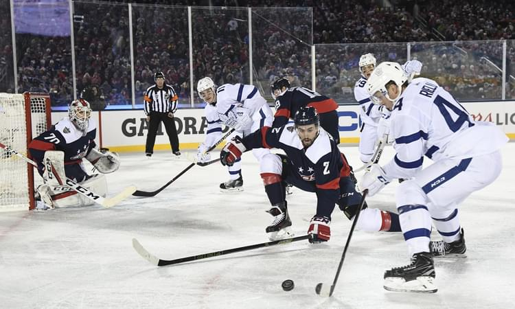 Capitals flash their finest form in Stadium Series win over Maple Leafs d0155749c17