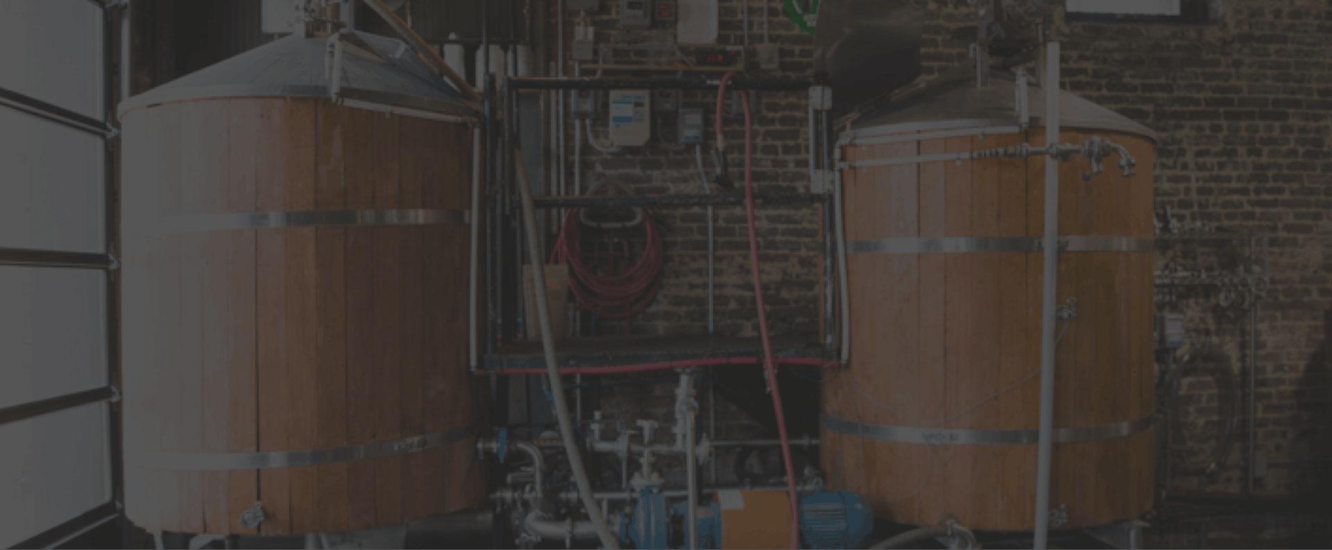 Identity creation for Birmingham brewery