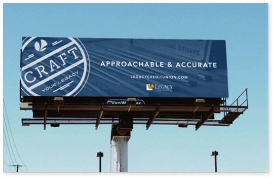 Billboard messaging