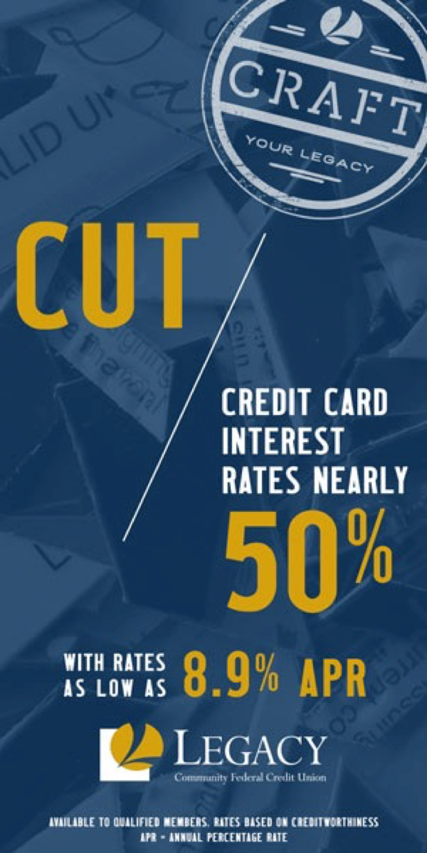 Digital advertising for credit union