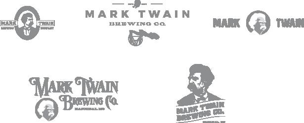 identity branding for beer