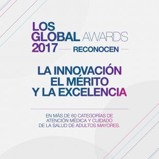 The Global Awards galardonó a Fernando Landeros
