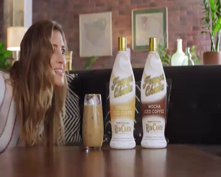 RumChata campaigns first seen Aug 2018.