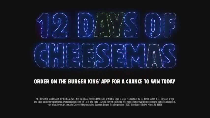 Burger King Rules
