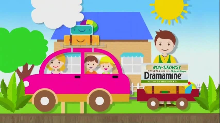 Dramamine | Advertising Profile | See Their Ad Spend