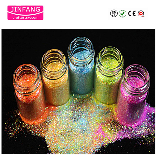 Image 22 flourescent glitter powder
