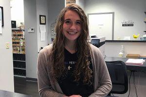 Brooke Harner <span>Chiropractic Assistant, CryoChamber Technician</span>