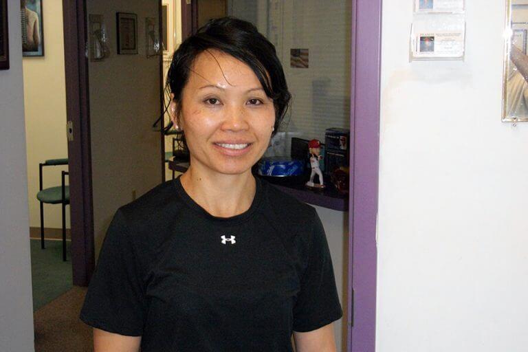 La-Ong Ferguson <span>Massage Therapist</span>