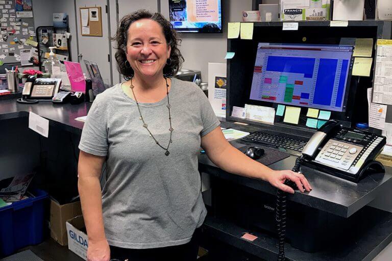 Michele Ellis <span>Chiropractic Assistant</span>
