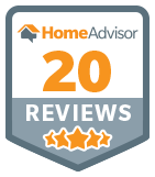 HomeAdvisor - 20 Reviews
