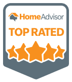 HomeAdvisor - Top Rated
