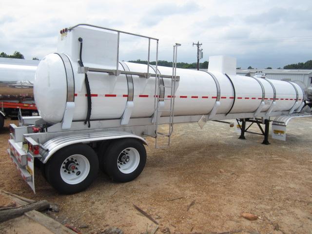 Poly Tank Trailer : Fiberglass reinforced plastic tank trailer transport