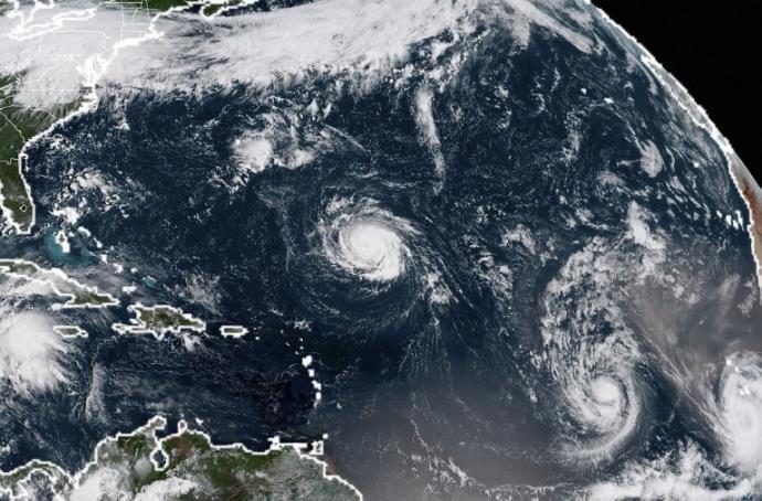 Tempestade tropical se forma no Norte da Austrália