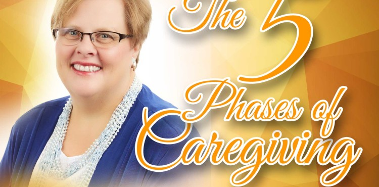 5 Phases Of Caregiving -A Graceful Journey Ep 46 Cover