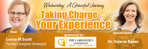 Taking Charge Of Your Experience - A Graceful Journey Ep 44
