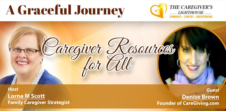 Caregiver Resources For All - A Graceful Journey Ep 49 Cover