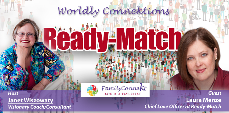 Ready-Match - Worldly Connektions Episode 35 Cover