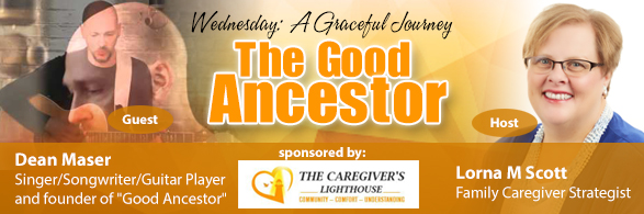 The Good Ancestor - A Graceful Journey Ep 42 Cover