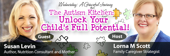 The Autism Kitchen- A Graceful Journey Ep 40 Cover