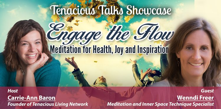 Engage The Flow - Tenacious Talks Ep 20 - TLR Station
