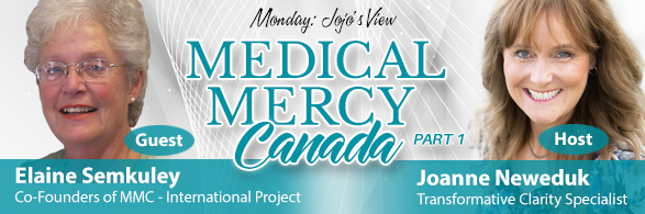 Medical Mercy Canada Part 1 - Jojo's View Ep 9 - TLR Station Cover