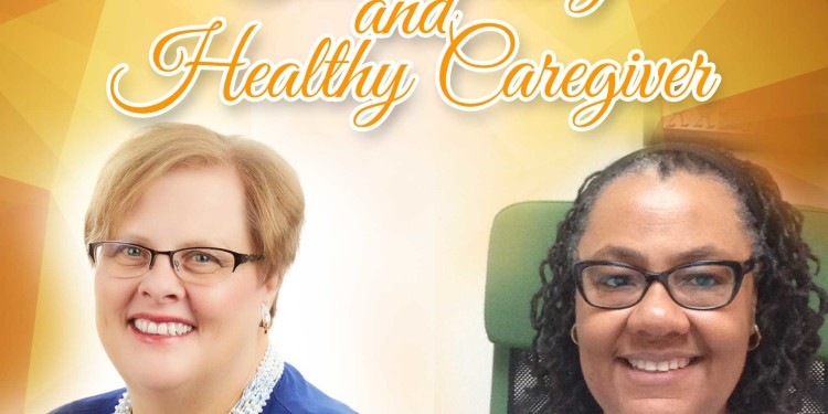 The Strong and Healthy Caregiver - A Graceful Journey Ep 45 Cover