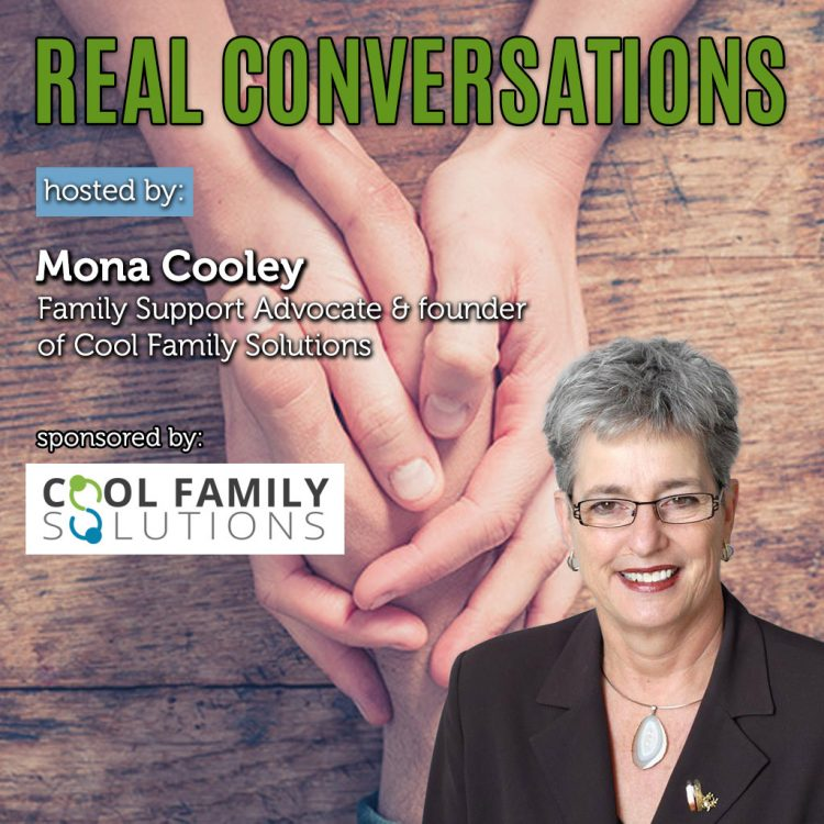Mona Cooley - Host of Real Conversations w/ Mona Cooley Radio - TLN