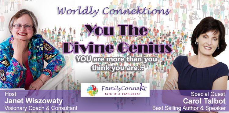 You The Divine Genius - Worldly Connektions Ep 47 - TLR Station