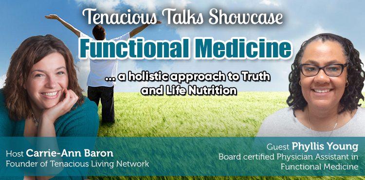 Functional Medicine - Tenacious Talks Ep 42 - TLR Station
