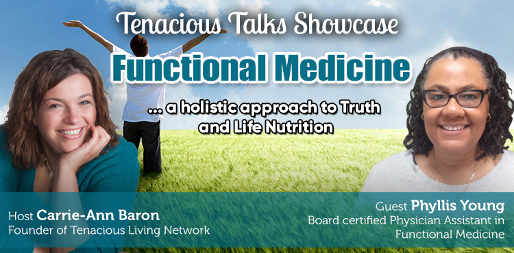 Functional Medicine - Tenacious Talks Ep 42 - TLR Station