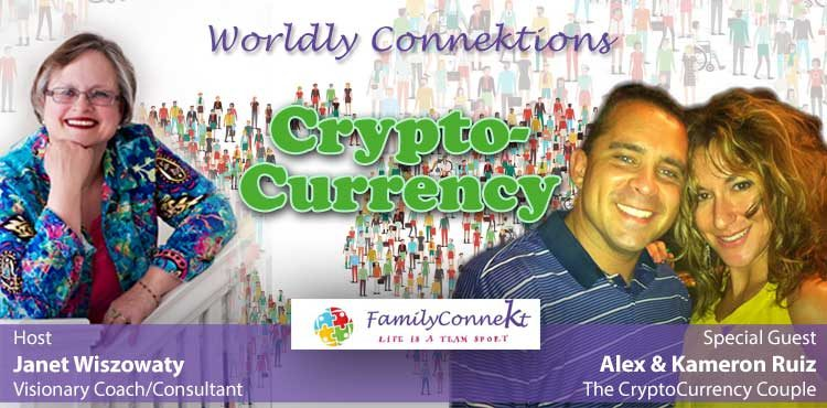 Cryptocurrency - Worldly Connektions Ep 48 - TLR Station