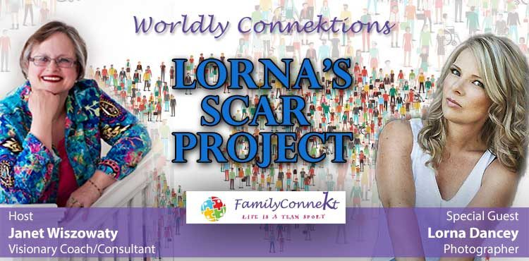 Lorna's Scar Project - Worldly Connektions Ep 49 - TLR Station