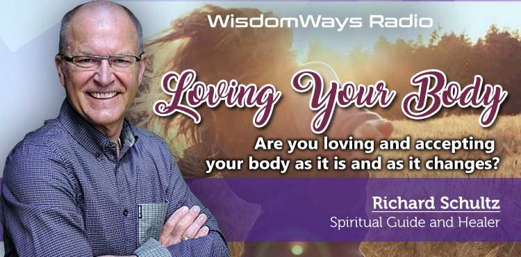Loving Your Body - WisdomWays Radio Ep 21 - TLR Station