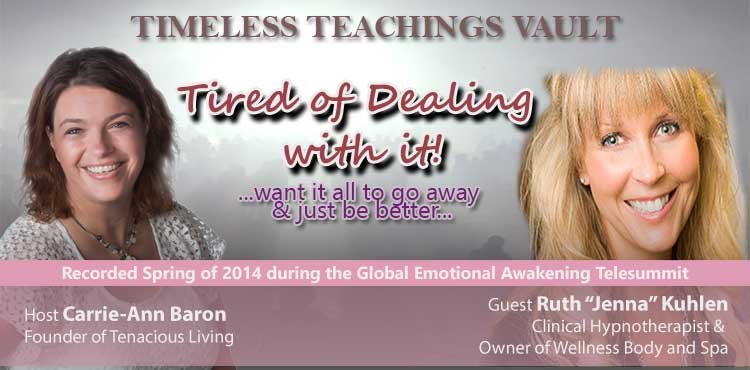 Tired Of Dealing With It - Timeless Teachings Vault Ep 06 - TLR Station Cover