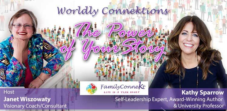 The Power Of Your Story - Worldly Connektions Ep 50 - TLR Station