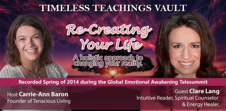Re-Create Your Life - Timeless Teachings Vault Ep 07 - TLR Station