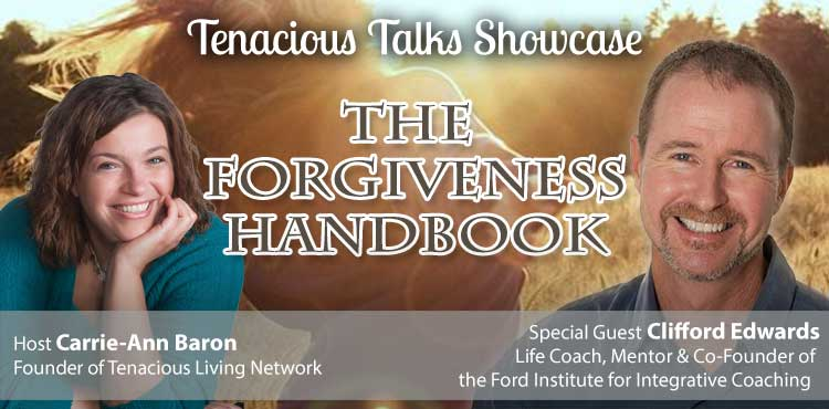 Forgiveness Handbook - Tenacious Talks Ep 22 - TLR Station Cover