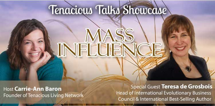 Mass Influence - Tenacious Talks Ep 21 - TLR Station
