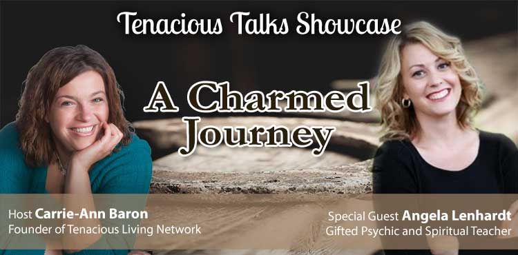 A Charmed Journey - Tenacious Talks Ep 15 - TLR Station