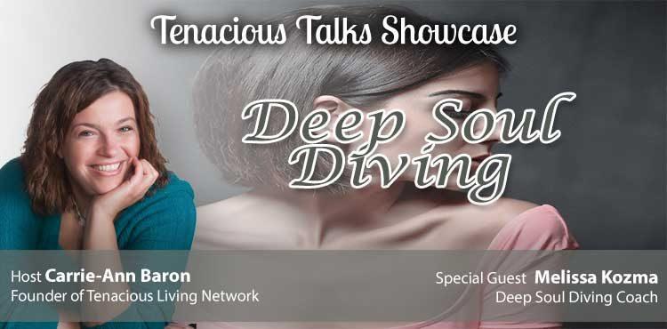 Deep Soul Diving - Tenacious Talks Ep 06 - TLR Station Cover