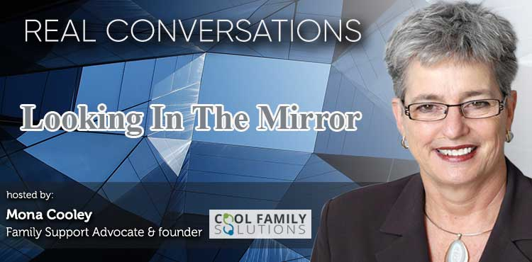 Looking In The Mirror - Real Conversations with Mona Cooley Ep 12 - TLNetwork