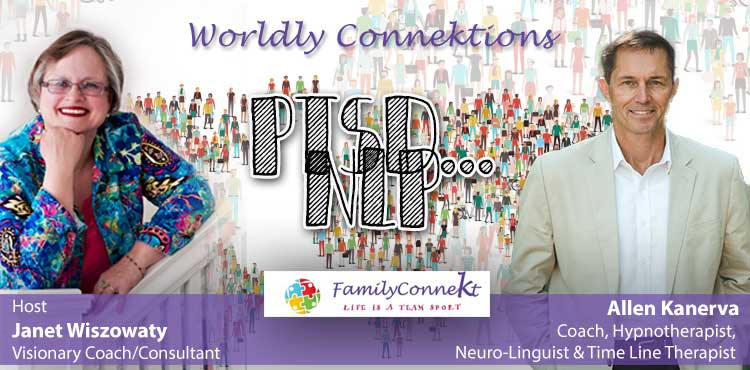 PTSD... NLP - Worldly Connektions Episode 13 - TLR Station