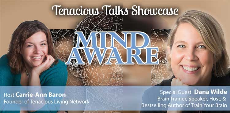 The Mind Aware - Tenacious Talks Ep 04 - TLR Station
