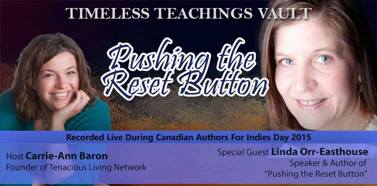 Pushing The Reset Button - Timeless Teachings Vault Ep 12 - TLN