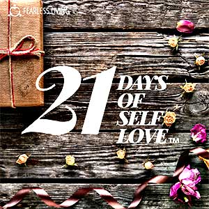 21 Days of Self Love by Tenacious Living Inc. - One of the many courses offered to transform you and your life for the better