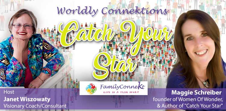 Catch Your Star - Worldly Connektions Ep 05 - Tenacious Living Network - Ignite Your Tenacity & Life Through Holistic Health Awareness Blog Image
