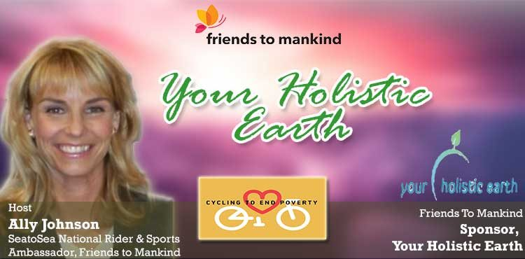 Your Holistic Earth - A Friends To Mankind Sponsor - TLN Blog Cover