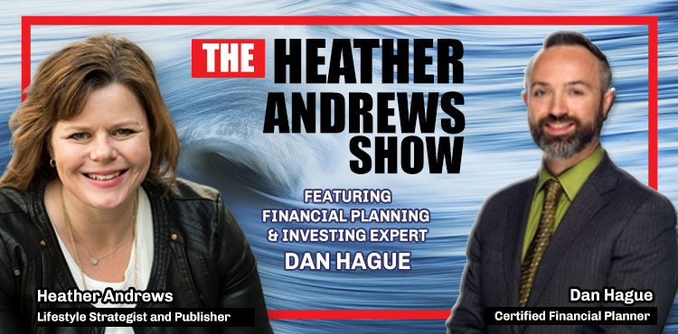 Dan Hague - Ep 08 - The Heather Andrews Show - TLN - Blog Cover