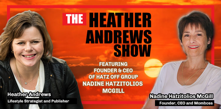 Nadine Hatzitolios McGill - The Heather Andrews Show Ep 20 - TLN