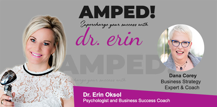 Dana Corey - Ep 02 of Amped! with Dr. Erin Oksol - TLRstation